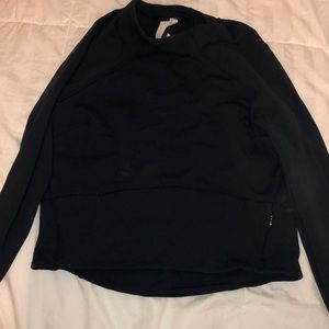 Lululemon Cropped Crew Pullover